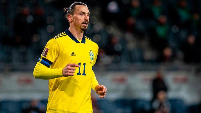 Ibrahimovic cantó por primera vez himno de Suecia: 'Lo prometí y me aprendí la letra'