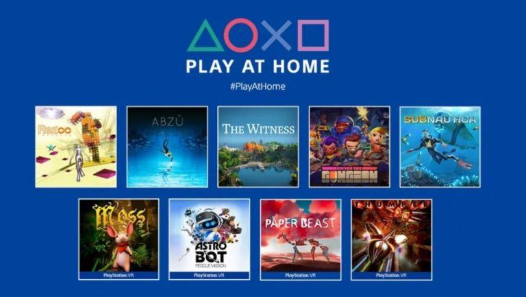 Play At Home ofrece nueve juegos completamente gratis