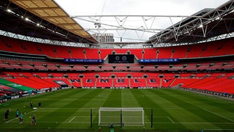 Estadio Wembley en Inglaterra
