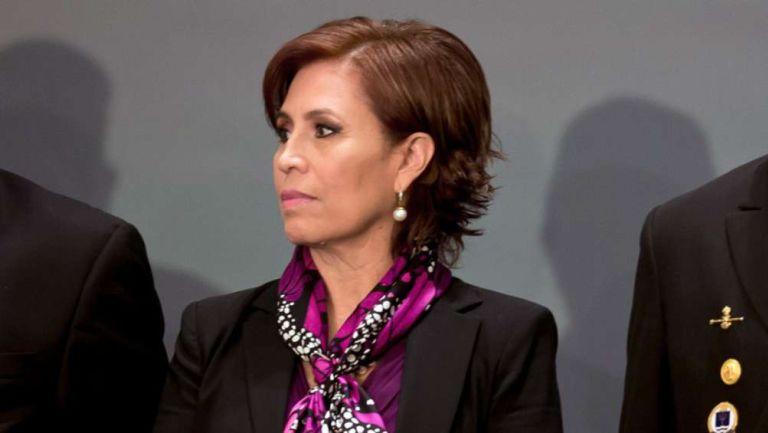 Rosario Robles en presentación