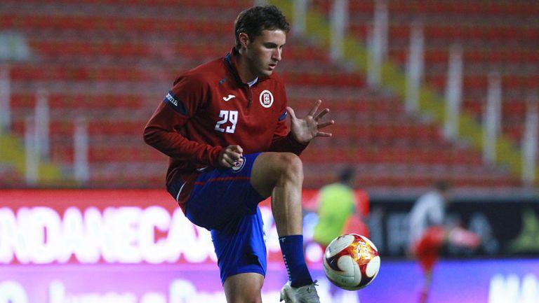 Santiago Giménez previo a partido con Cruz Azul