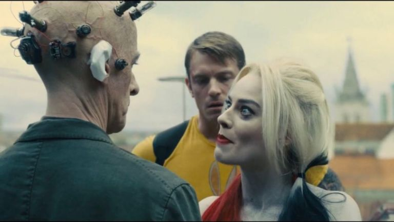 Harley Quinn en la nueva cinta 'The Suicide Squad'