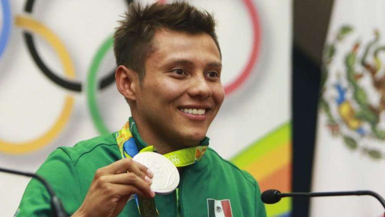 Germán Sánchez en competencia