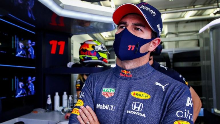 Checo Pérez arrancará en la onceava posición el el GP de Bahréin