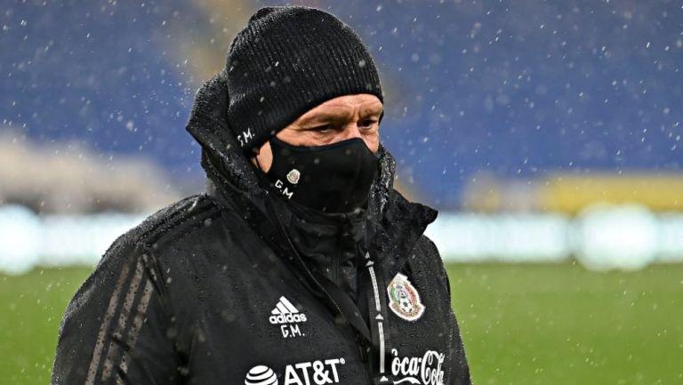 Gerardo Martino previo al partido entre México y Gales