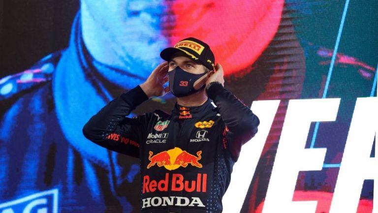 Max Verstappen tras terminar el Gran Premio de Bahréin