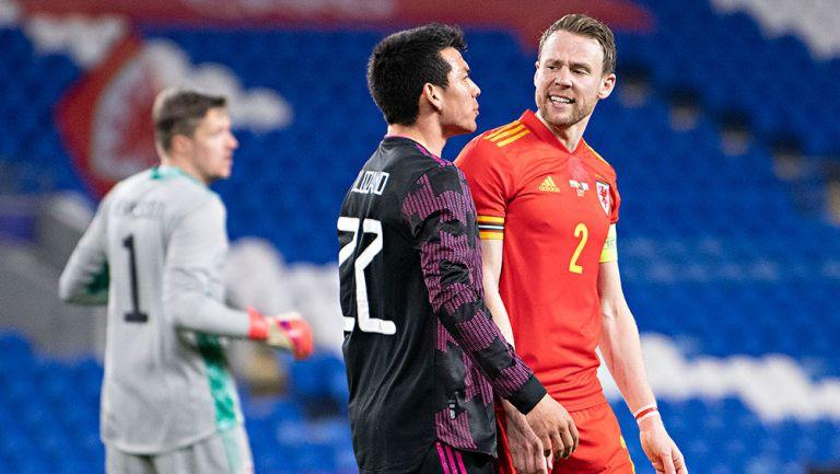 Gales denuncia racismo contra sus jugadores tras partido contra México