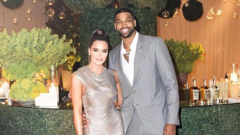 Tristan Thompson y Khloe Kardashian juntos