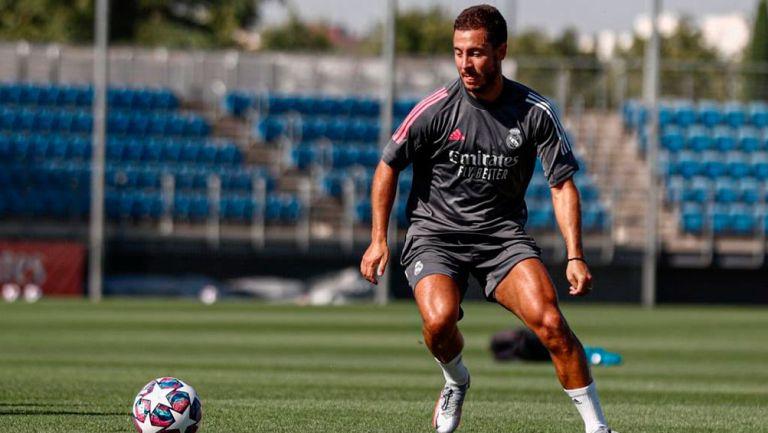 Real Madrid: Eden Hazard volvió a España tras concentrarse con Bélgica