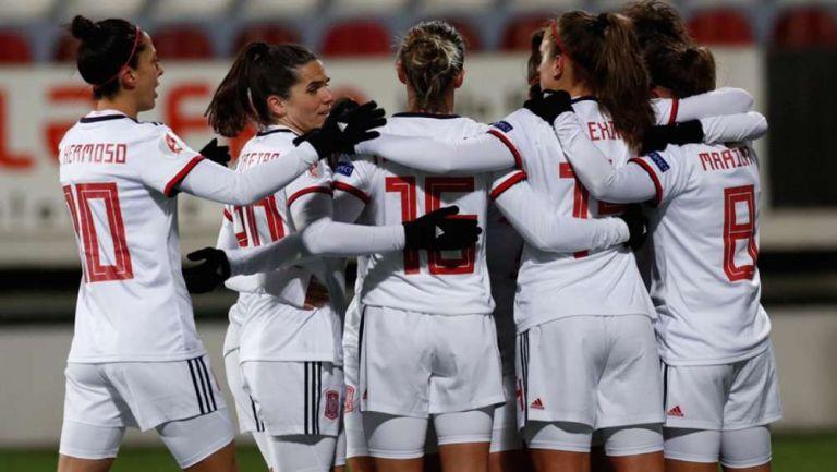 Selección de España Femenil