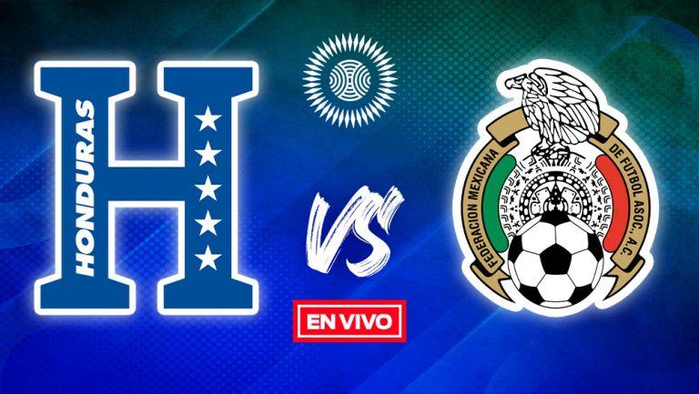EN VIVO Y EN DIRECTO: Honduras vs México