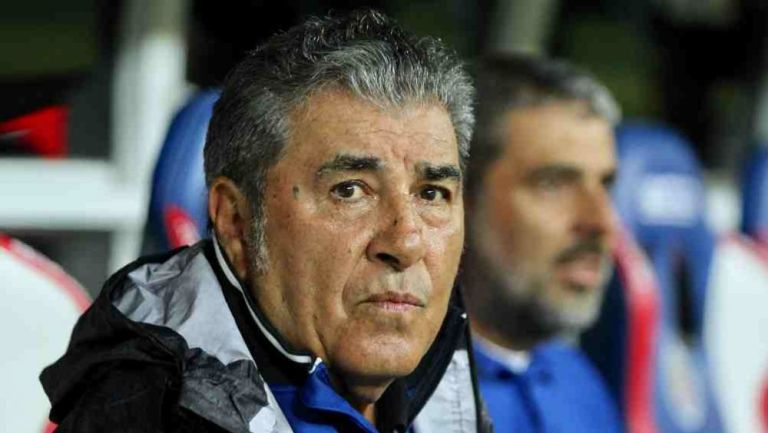 Carlos Reinoso como director técnico de Correcaminos
