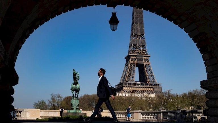 Francia tendrá nuevo confinamiento en abril
