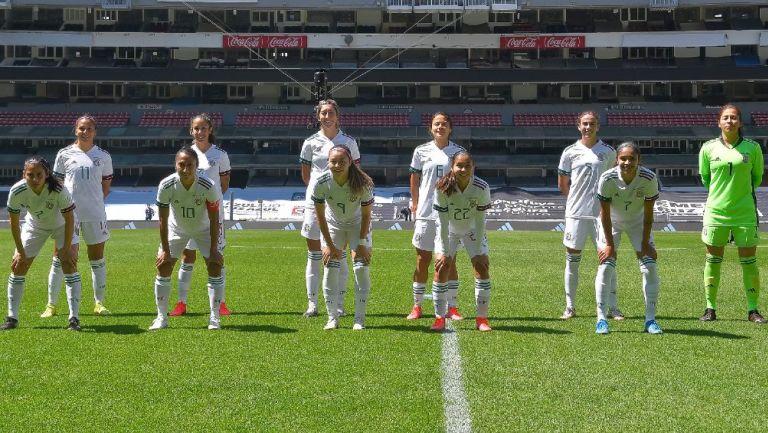 Selección Mexicana Femenil: Se medirá a Eslovaquia en abril
