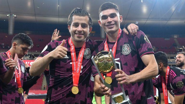 Vásquez y Mozo, campeones del Preolímpico de Concacaf