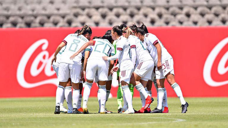 Selección Mexicana Femenil: Reveló convocatoria para partidos vs Eslovaquia y España