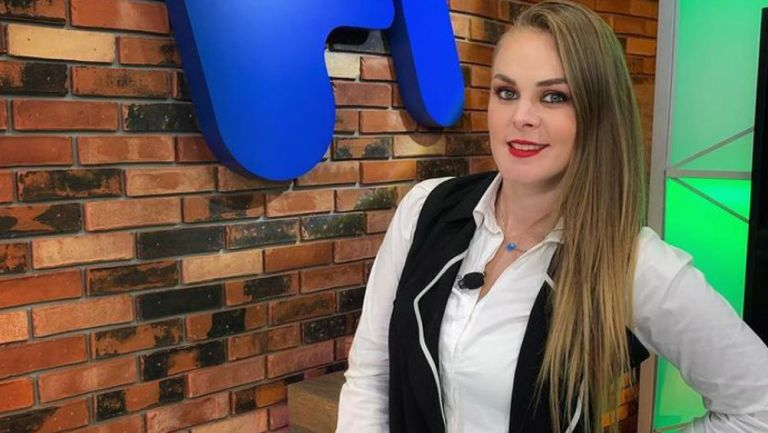 Virginia Ramírez, exconductora de TUDN