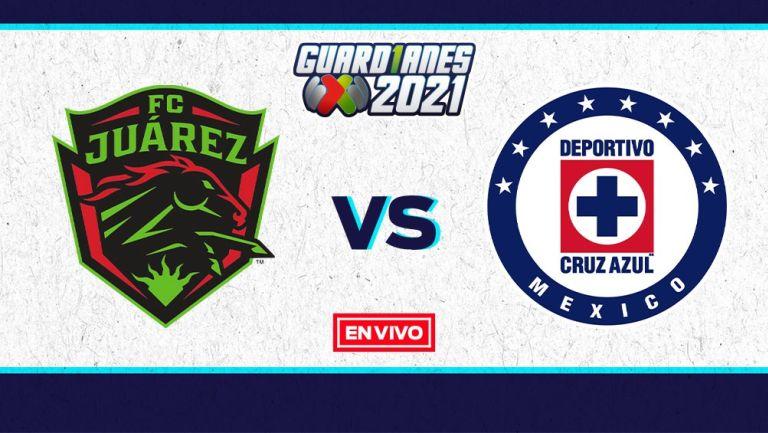 EN VIVO Y EN DIRECTO: Juárez vs Cruz Azul
