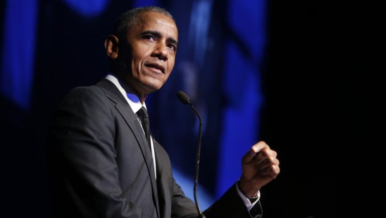 Barack Obama, expresidente de los Estados Unidos