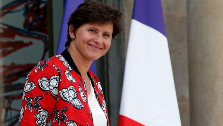 Ministra del deporte de Francia
