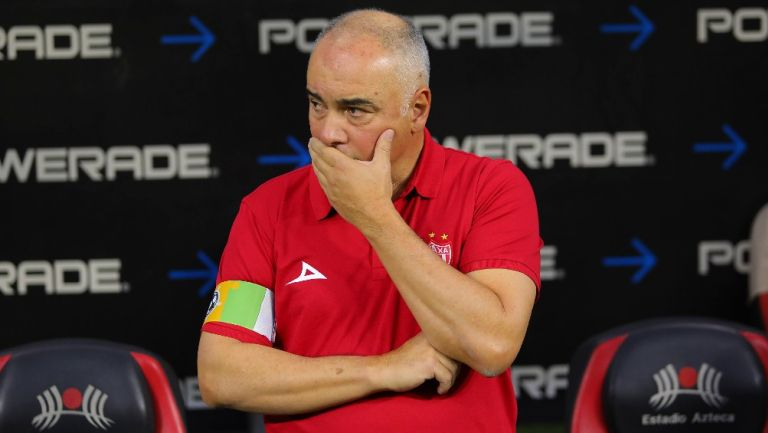 Necaxa: A pesar de derrota ante América, Memo Vázquez aún piensa en clasificar a Liguilla