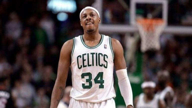 Paul Pierce un partido con los Boston Celtics