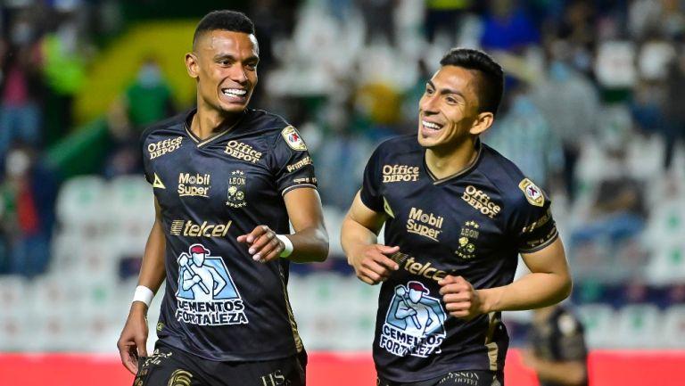 Liga MX: León le dio la vuelta al Toluca e hiló su cuarto juego sin derrota