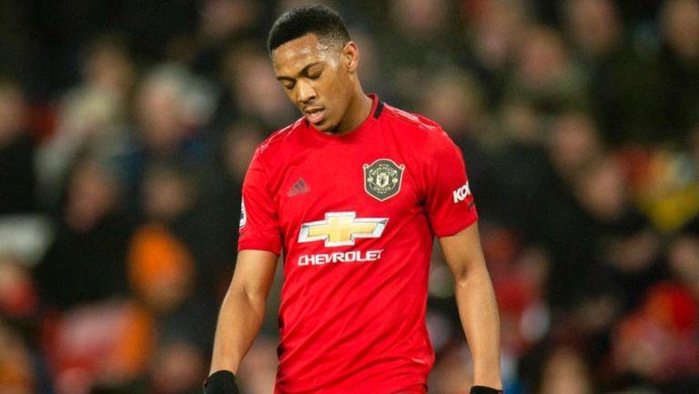Manchester United: Anthony Martial podría perderse resto de la temporada por lesión