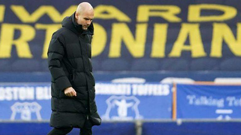 El técnico español tras un partido