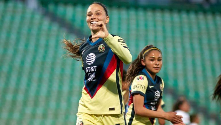 Liga MX Femenil: América venció a Santos y mantiene esperanzas de Liguilla
