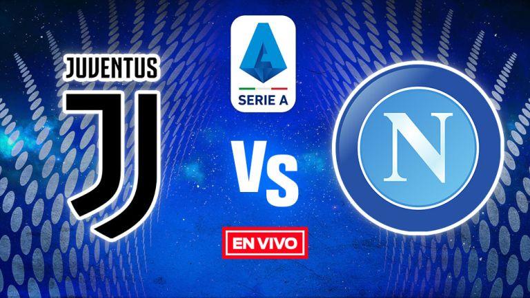 EN VIVO Y EN DIRECTO: Juventus vs Napoli