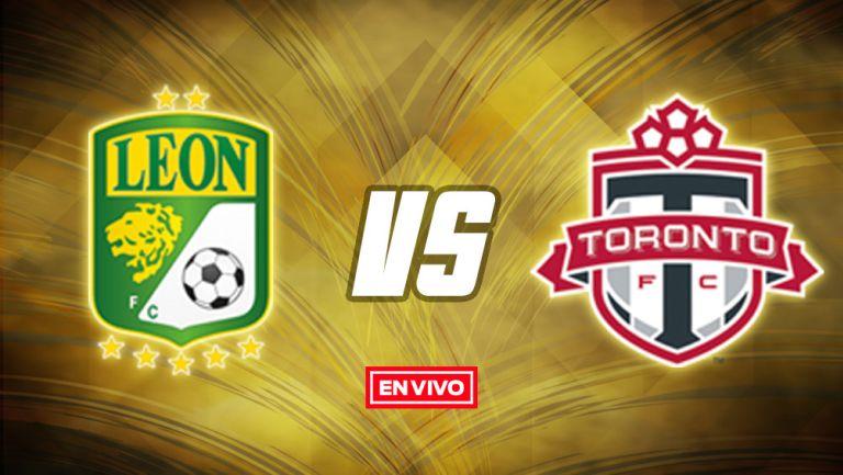 EN VIVO Y EN DIRECTO: León vs Toronto