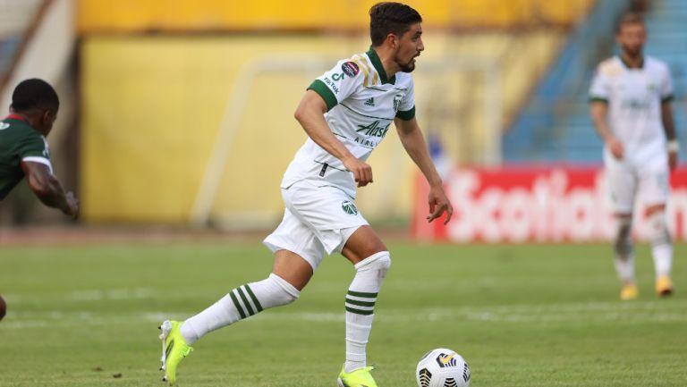 Josecarlos Van Rankin: El mexicano dio asistencia en su debut con Portland Timbers