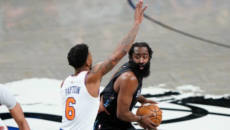 NBA: Nets pierden a Harden por unos 10 días tras resentirse de lesión