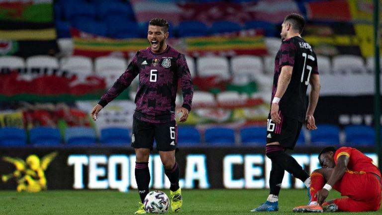 Jonathan Dos Santos: 'Selección Mexicana tiene filosofía del Barcelona con Martino'