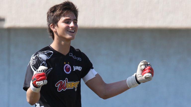 Sebastián Jurado: El día en el que el portero metió gol con Veracruz Sub 17