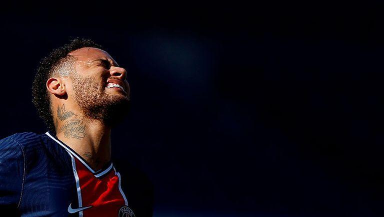 PSG: Neymar, suspendido dos partidos en la Ligue 1