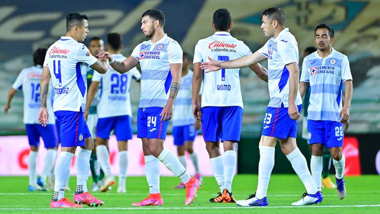 Cruz Azul: Con muro defensivo histórico tras 13 jornadas del Guard1anes 2021