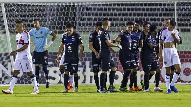Rayados venció al Atlético Pantoja