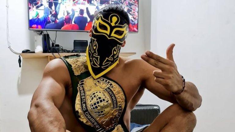 Bandido dejó el CMLL