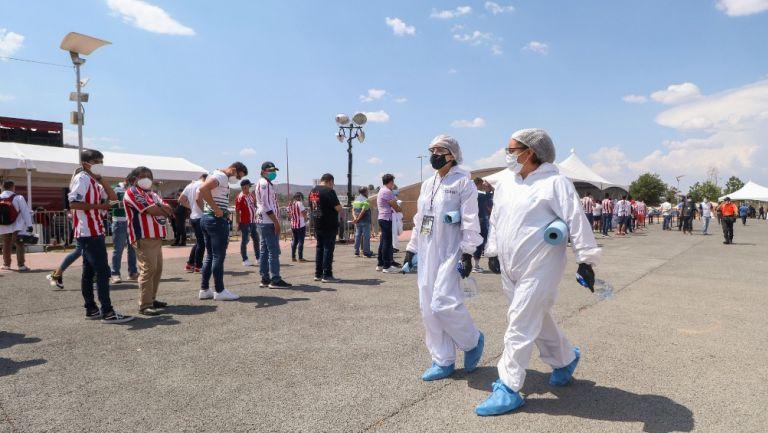 Liga MX y FMF: Se unieron a Secretaría de Salud en campaña a favor de vacunas contra Covid-19