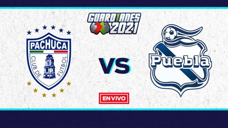 EN VIVO Y EN DIRECTO: Pachuca vs Puebla