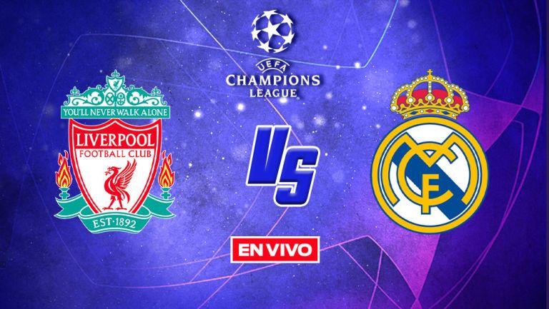 EN VIVO Y EN DIRECTO: Liverpool vs Real Madrid CF Vuelta