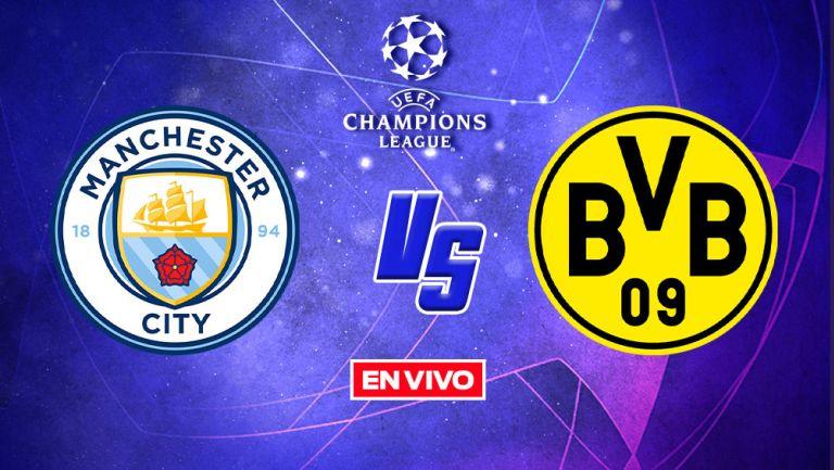 EN VIVO Y EN DIRECTO: Borussia Dortmund vs Manchester City CF Vuelta