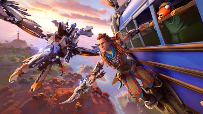 Aloy de Horizon será la nueva skin del battle royale