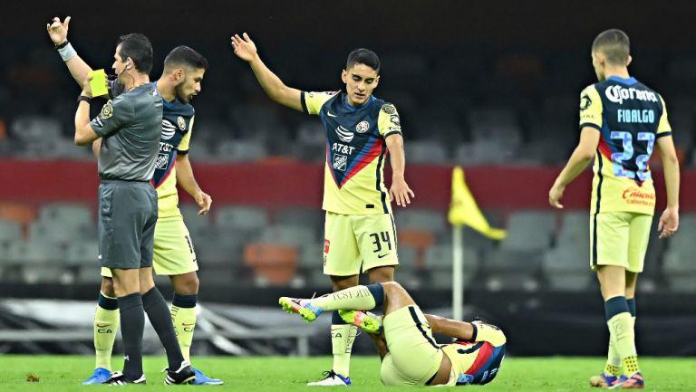 Chucho López tras fuerte lesión ante Olimpia