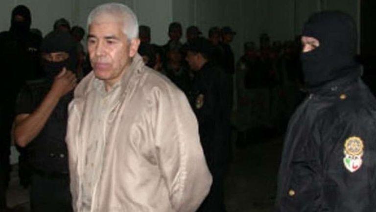 Caro Quintero arrestado