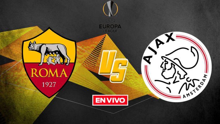 EN VIVO Y EN DIRECTO: Roma vs Ajax