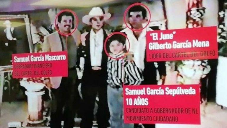 Adrián está desesperado : Samuel García