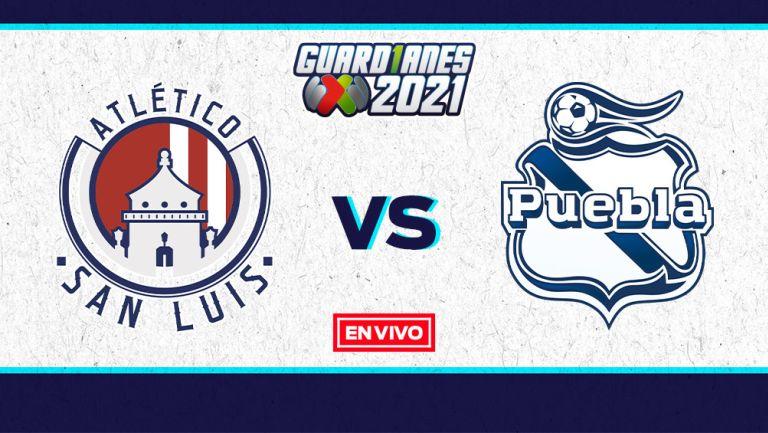 EN VIVO Y EN DIRECTO: Atlético de San Luis vs Puebla